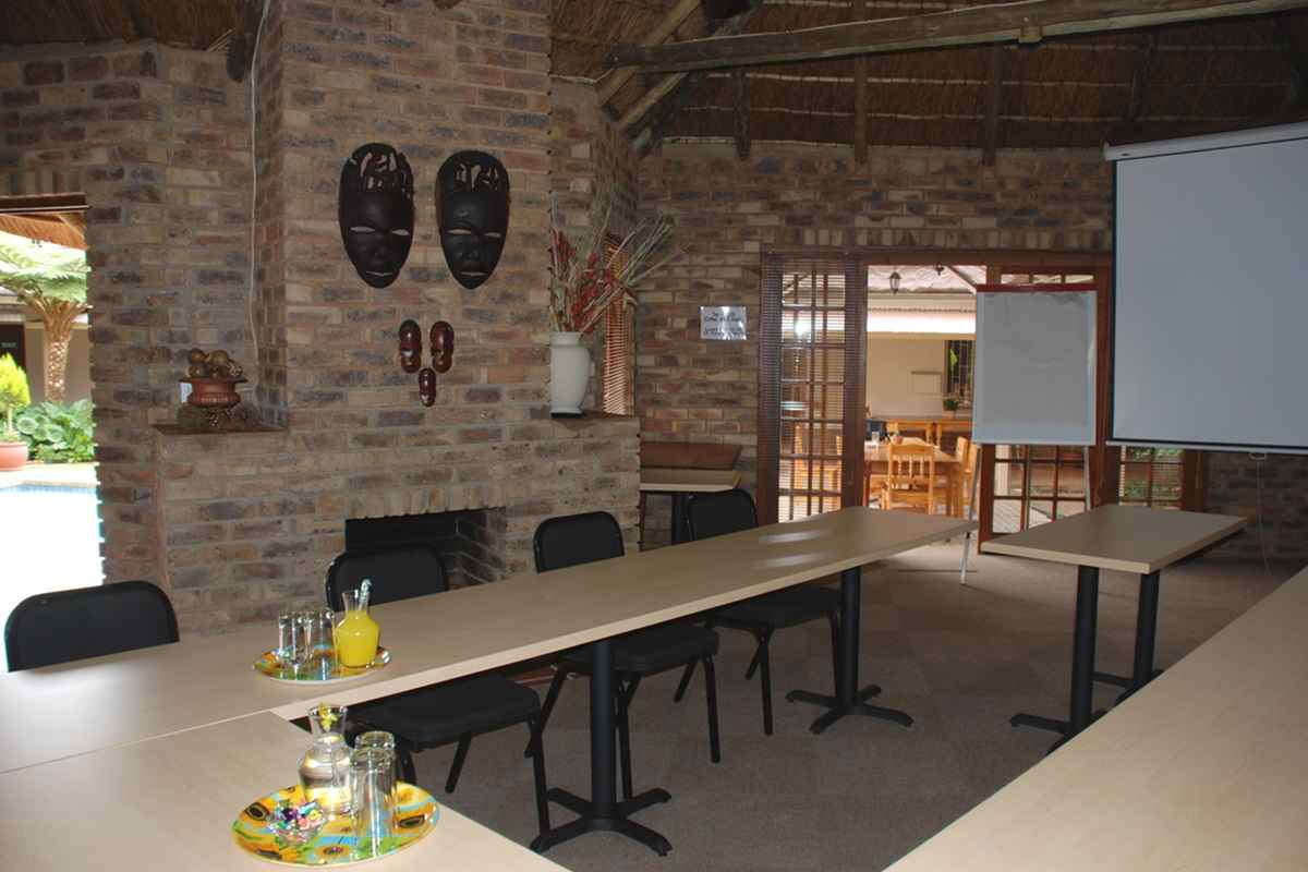 Aandbloem Guest House Conference Venue: Groups 4 to 10